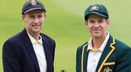 آسٹریلیا اور انگلینڈ کی ایشز کرکٹ سیریز آج سے شروع ہو رہی ہے