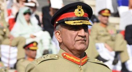 کشمیر پاکستان کی شہرگ اور تکمیل پاکستان کا نامکمل ایجنڈا ہے، کشمیریوں کو تنہا نہیں چھوڑیں گے۔آرمی چیف