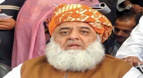 مولانا فضل الرحمن نے حکومت سے ڈیل یا مفاہمت کے تاثر کو مسترد کر دیا