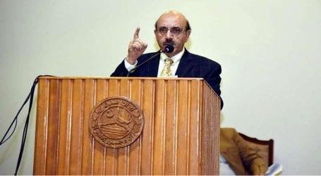 ہندوستان مقبوضہ کشمیر میں انسانی حقوق کی خلاف ورزیوں سے دنیا کی توجہ ہٹانا چاہتا ہے، سردار مسعود خان