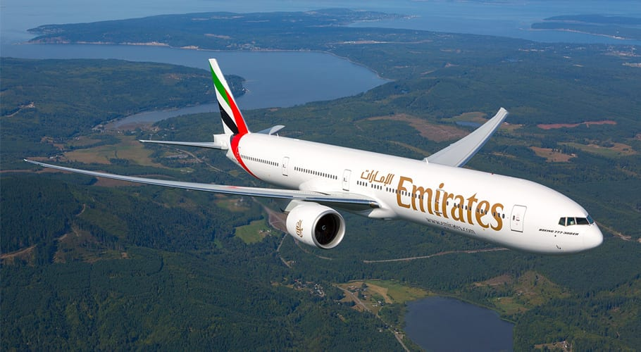 Emirates announces medical expenses for Corona's diagnosis during travel