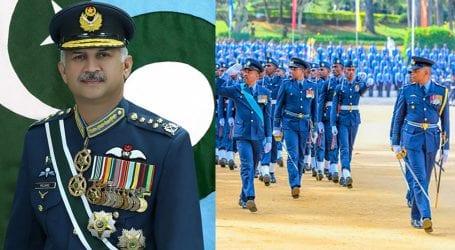 پاک فضائیہ کے سربراہ کی سری لنکا کو ہوا بازی کے شعبے میں تعاون کی پیشکش