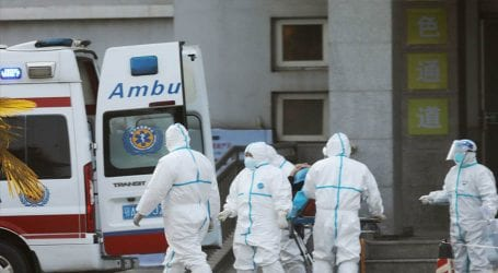 چین میں کورونا وائرس سے مزید 73 افراد جاں بحق: ہلاکتوں کی تعداد 565 ہو گئی