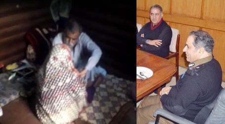راولپنڈی میں خواتین کے ساتھ جعلی پیر کی نازیبا حرکات پر قانونی کارروائی کا مطالبہ