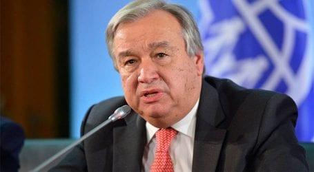 پاکستان اور بھارت کشیدگی بڑھانے سے گریز کریں، اقوام متحدہ