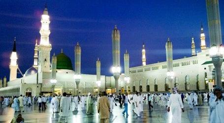 سعودی حکومت نے مسجد نبوی ﷺکو کھول دیا،نماز فجر ادا کی گئی