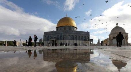 مسجد اقصیٰ دو ماہ بعد دوبارہ کھول دی گئی، نماز ادا کرنیکی اجازت