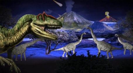 شہابِ ثاقب نے لاکھوں سال قبل ڈائنوسارز کو کیسے مارا؟ماہرین نے بتا دیا