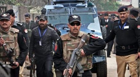 دہشت گردی کی وارداتوں میں ملوث داعش کا دہشت گرد کراچی سے گرفتار