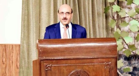 گلگت بلتستان اور آزاد کشمیر کو بھارتی علاقہ ظاہر کیا جارہا ہے۔مسعود خان