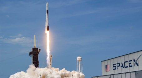 اسپیس ایکس نے ناسا کے خلاء بازوں کو خلائی اسٹیشن کیلئے روانہ کردیا