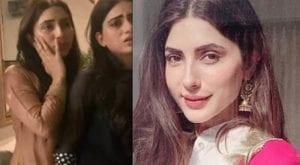 اداکارہ عظمیٰ خان کے گھر پر حملے کی ایف آئی آر، ویڈیوز اور ہماری اخلاقی ذمہ داریاں