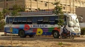 وڑائچ کوچ نے کراچی سے پنجاب بس سروس شروع کردی، 4 گنا زیادہ کرائے وصول