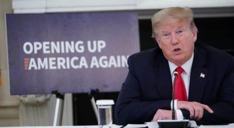 امریکی صدر ڈونلڈ ٹرمپ کا عالمی ادارہ صحت کیساتھ تعلقات ختم کرنیکا اعلان