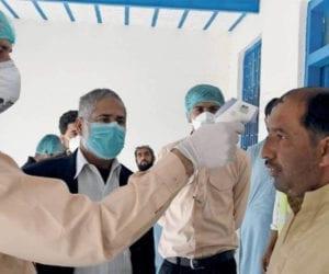 پاکستان میں کورونا وائرس سے 72 ہزار460 افراد متاثر، 1 ہزار 543 جاں بحق