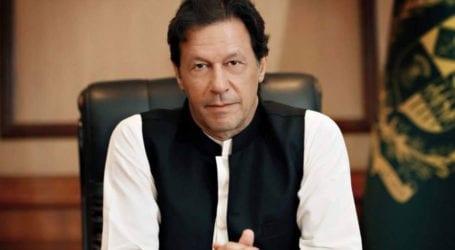 وزیر اعظم عمران خان کا فلسطینیوں کے حقوق کیلئے پاکستان کی حمایت کے عزم کا اعادہ