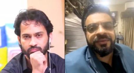 پب جی پر سوشل میڈیا بحث زور پکڑ گئی، عامر لیاقت حسین اور وقار ذکاء مسلسل متحرک