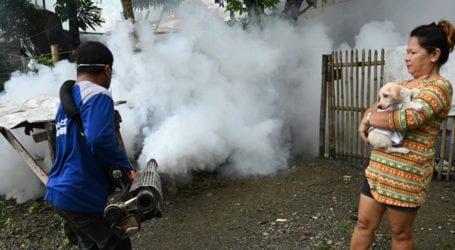 سنگاپور میں ڈینگی بخار خطرناک صورت اختیار کر گیا،14ہزار افراد متاثر