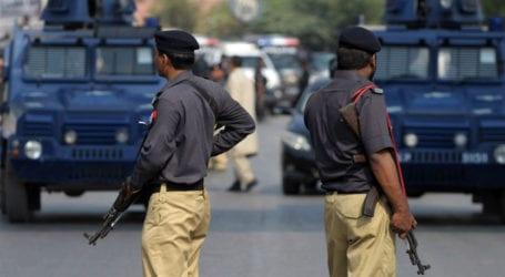 کراچی میں پولیس نے گرفتار کیا گیا ملزم چھوڑ دیا، ایس ایچ او پاپوش نگر کو نوٹس جاری