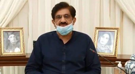 سندھ میں 24 گھنٹوں میں کورونا کے 19 مریض انتقال کرگئے، وزیر اعلیٰ سندھ