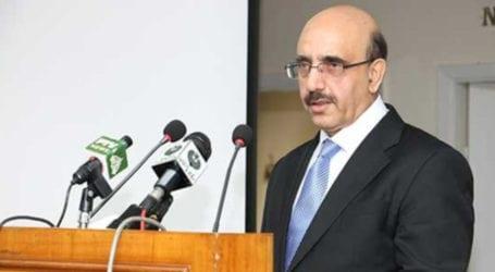 پاکستان کی اقتصادی ترقی بھارت کو ایک آنکھ نہیں بھاتی،سردار مسعود خان