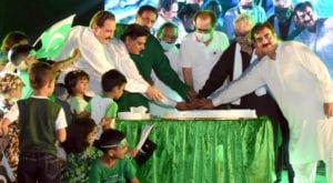 "Arts Council of Pakistan Karachi hosted ""Azadi Festival"" full of enthusiasm"