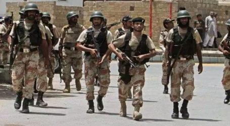 کراچی میں امن و امان کی بگڑتی صورتحال پر قابو پانے کیلئے ذمہ داریاں رینجرز کے سپرد