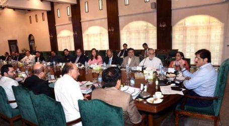 وزیرِ اعلیٰ نے سندھ کو آپریٹو سوسائٹیز ایکٹ پر غور کیلئے کابینہ اجلاس کل طلب کر لیا