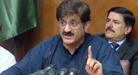 اپوزیشن جماعتوں کو ایک مرتبہ پھر سے متحد ہونے کی ضرورت ہے، وزیر اعلیٰ سندھ