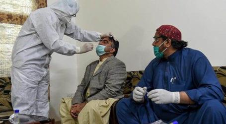 کورونا نے سندھ میںتباہی مچادی، دادو میں مثبت کیسز کی شرح 70 فیصد سے تجاوز