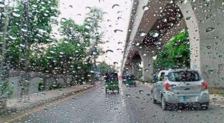 راولپنڈی اسلام آباد سمیت ملک کے مختلف شہروں میں بارش، موسم خوشگوار ہو گیا