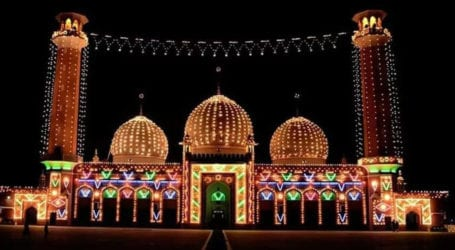 تصویری تجزیہ: ملک بھر میں عید میلاالنبی ﷺ پر چراغاں، تقریبات کا انعقاد