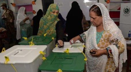 گلگت بلتستان کے انتخابات میں پولنگ ختم، ووٹوں کی گنتی تاحال جاری