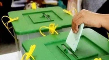 گلگت بلتستان اسمبلی کے انتخابات،  حلقہ ایل اے 3 میں ووٹنگ کا عمل شروع