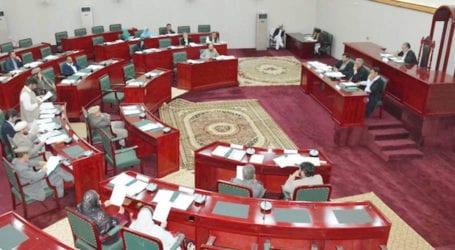 جی بی اسمبلی نے گلگت بلتستان کو عبوری صوبہ بنانے کا مطالبہ کر دیا، قرارداد منظور