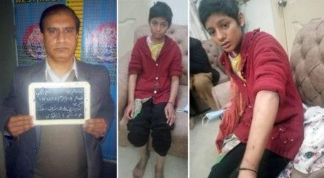 راولپنڈی، کمسن ملازمہ پر تشدد کا معاملہ، ملزم گرفتار، مقدمہ درج کرلیا گیا