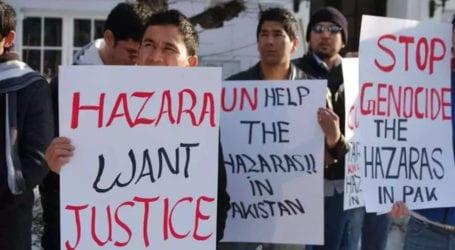 تصویری تجزیہ، ہزارہ برادری کا مچھ میں قتل عام کے خلاف دھرنا اور احتجاج