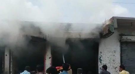 بلوچستان کے شہر تربت میں سینما چوک کے قریب دھماکہ، ایک شخص زخمی ہوگیا