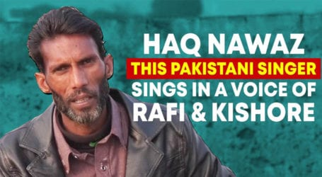 ساہیوال کے حق نواز نے اپنی سریلی آواز سے سننے والوں کو گرویدہ بنا لیا