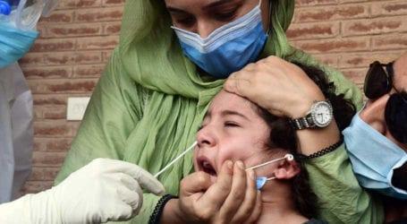 پاکستان میں کورونا کے 3 ہزار 265 نئے کیسز رپورٹ، 126مزید شہری جاں بحق
