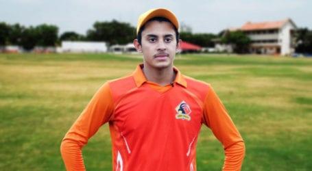 سعد بیگ۔ دنیائے کرکٹ کے افق پر پاکستان کا ابھرتا ہوا ستارہ
