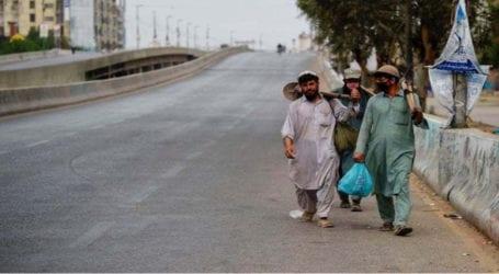 کورونا کیسز کے باعث کراچی سمیت سندھ بھرمیں آج سے 15 اپریل تک لاک ڈاؤن کا فیصلہ