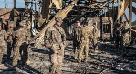 عراق میں امریکی فوجی اڈے پر 10 راکٹ حملے
