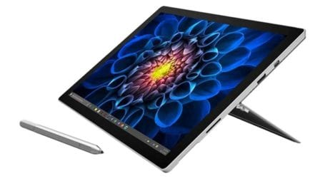 مائیکروسافٹ نے 4 سرفیس لیپ ٹاپ متعارف کرادیا ہے
