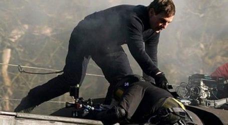 بالی ووڈ کے نامور اداکار ٹام کروز کیمرہ مین کی زندگی بچا کر اصلی ہیرو بن گئے