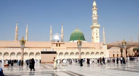 مسجد نبوی ؐ کی انتظامیہ نے زائرین کی سہولت کیلئے ڈیجیٹل نقشہ جاری کردیا