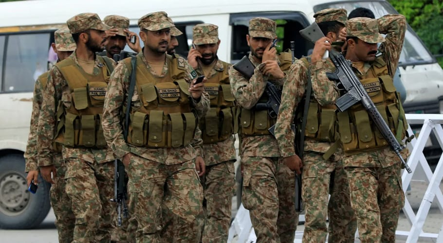 محرم اور سیاسی سرگرمیوں کی سیکورٹی، آزاد کشمیر حکومت کی پاک فوج تعینات کرنے کی درخواست