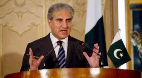 پاکستان اور ترکی نے مسئلہ فلسطین پر یو این اجلاس بلانے کا فیصلہ کیاہے، شاہ محمود قریشی