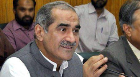 موجودہ حکومت نے ملکی معیشت کو ریورس گیئر لگا دیا ہے، سعد رفیق