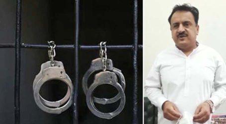 خود کو اعلیٰ سرکاری افسر ظاہر کرکے لوگوں سے پیسے بٹورنے والا ملزم گرفتار